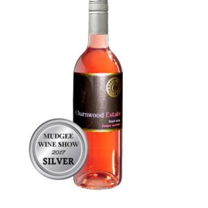 Charnwood 2017 Rose - Silver medal
