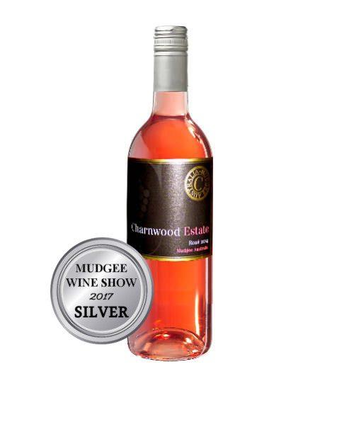 Charnwood 2017 Rose - Silver medal