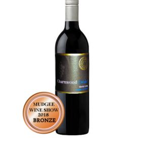Charnwood Estate Merlot 2017 - Bronze winner